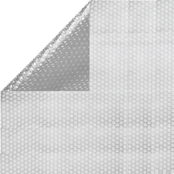 LUX 400 Crystal medence szolártakaró méretre vágható 6,0 x 12,0m