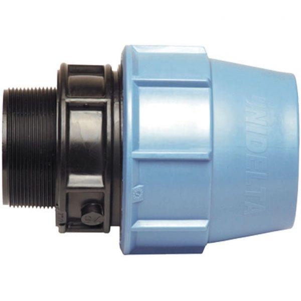 KPE T-idom szűkítő 40mm x 32mm x 40mm