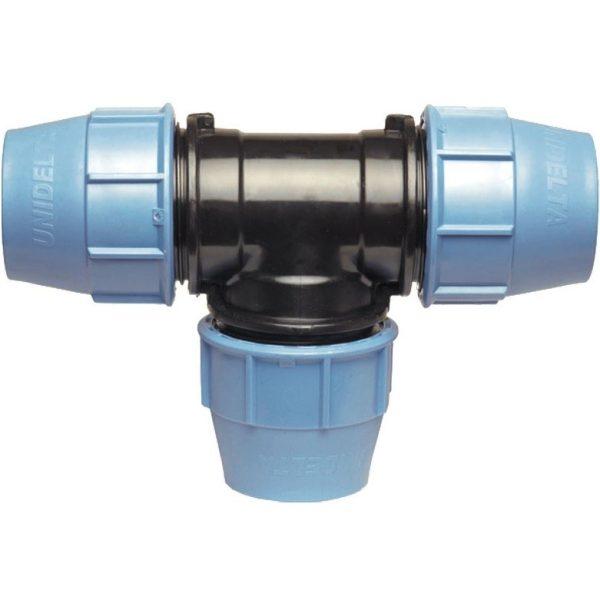 KPE T-idom 32mm x 32mm x 32mm-5db-os Csomag